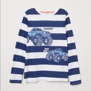 NWT H&M Long Sleeve Top Shirt 18-24mo